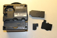 Nintendo Gamecube (console without covers)