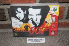 GoldenEye 007 (front cover)