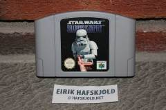 Star Wars: Shadows of the Empire (front cartridge)