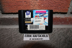Winter Olympics (cartridge front)