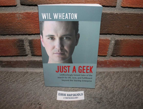 Wil Wheaton – Just a Geek