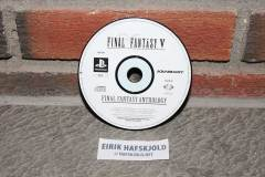 Final Fantasy Anthology (disc 1)