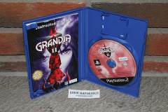 Grandia II (inside cover)