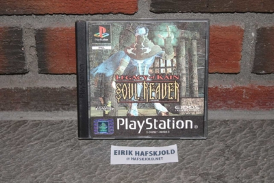 The Legacy of Kain: Soul Reaver