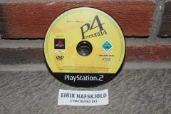 Persona 4 (game disc)