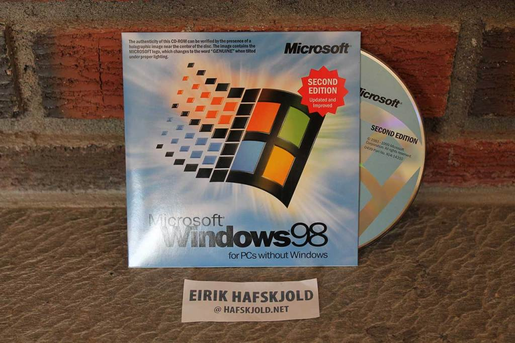 guidelines of microsoft windows 98 second edition Microsoft windows 98 second edition - directx diagnostics test music [good quality version.