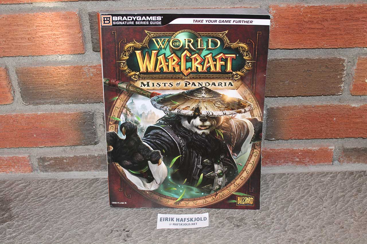 world of warcraft official strategy guide