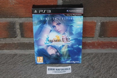 Final Fantasy X | X2 HD Remaster