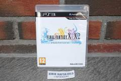 Final Fantasy X | X2 HD Remaster (front cover)