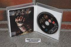 Dead Space (inside cover)
