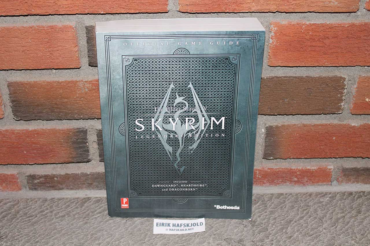Skyrim: Legendary Edition Guide