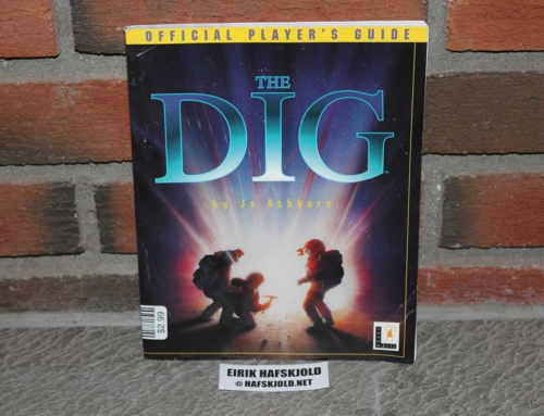 The Dig – Official Player's Guide