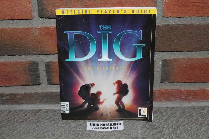 The Dig Official Player's Guide