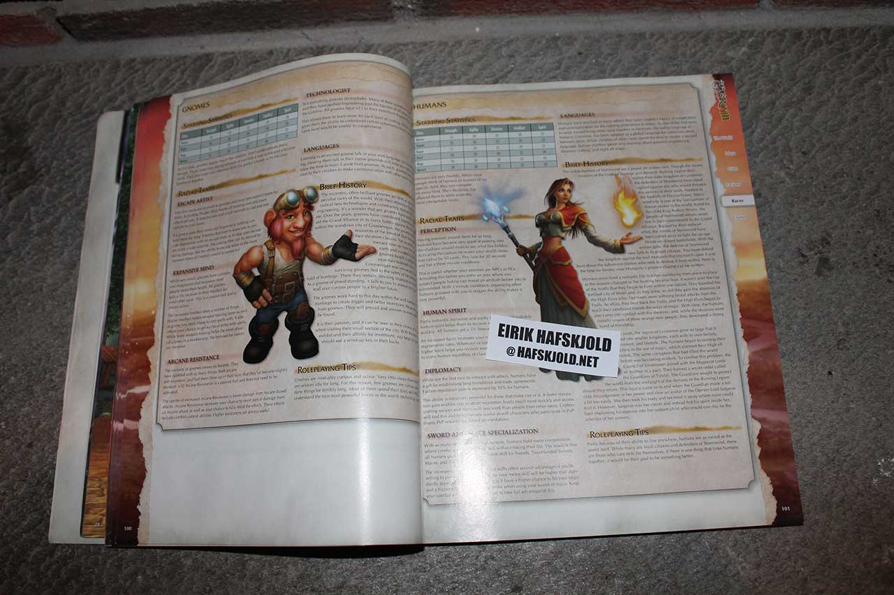 World of Warcraft - Master Guide Second Edition (inside)