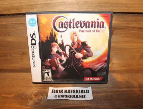Castlevania: Portait of Ruin