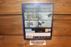 The Last Guardian (back)