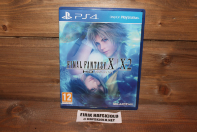 Final Fantasy X | X-2: HD Remaster