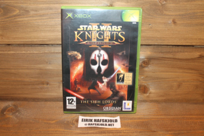Star Wars: Knights of the Old Republic: The Sith Lords