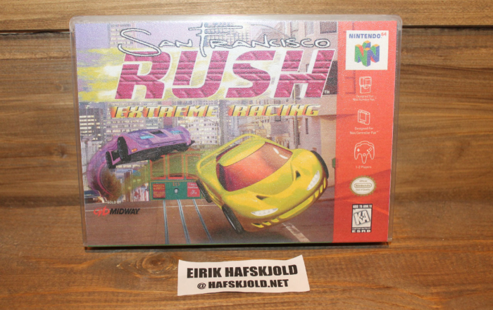 San Fransisco Rush: Extreme Racing