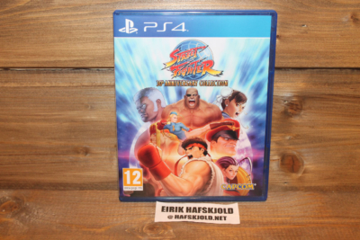 Street Fighter: 30th Collection