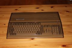 Amiga 500 in plastic cover 2