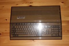 Amiga 500 in plastic cover 1