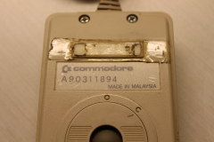 Commodore Mouse (serial)