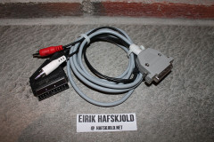 Amiga 500 RGB to Scart Cable