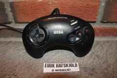 Sega Mega Drive Controller Pad (front)