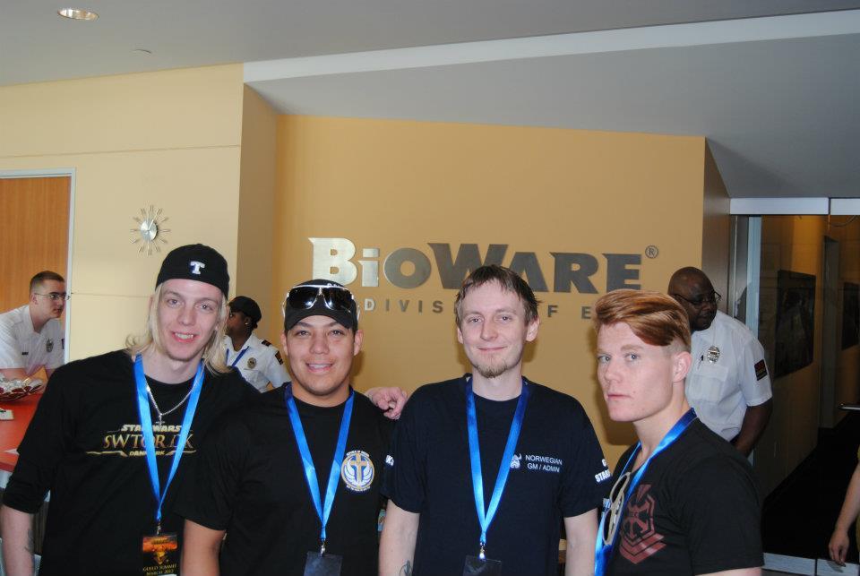 Star Wars Norge hos Bioware i Austin, TX