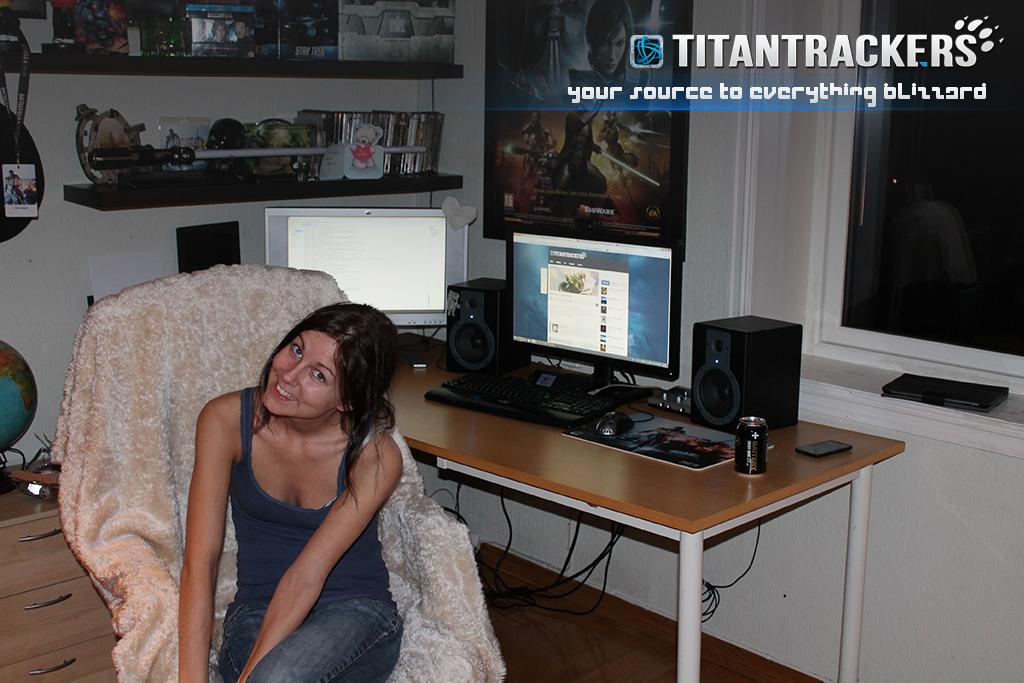 TitanTrackers - Linda