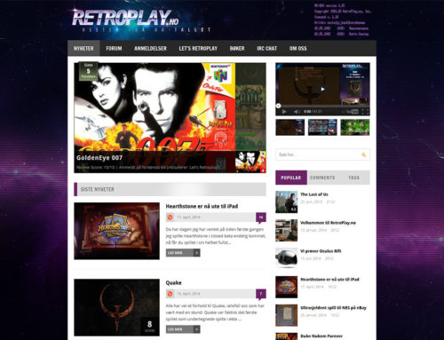 RetroPlay.no