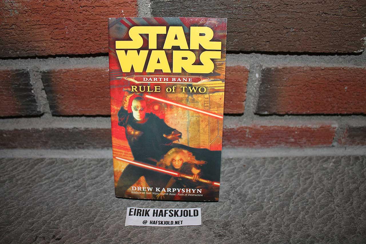 Star Wars - Darth Bane: Rule of Two