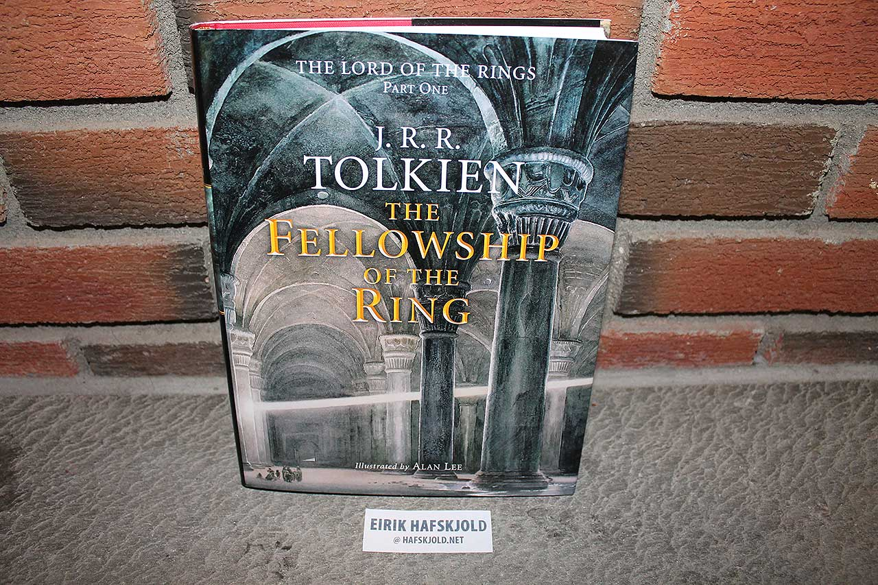 Fellowship of the Ring (front)