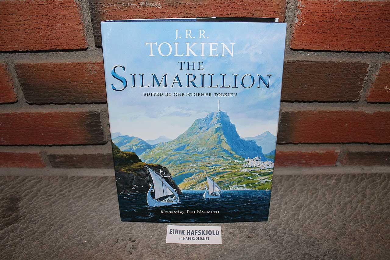 The Silmarillion (front)