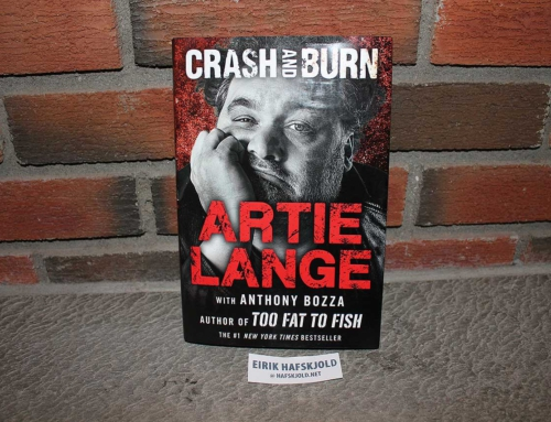 Artie Lange – Crash and Burn