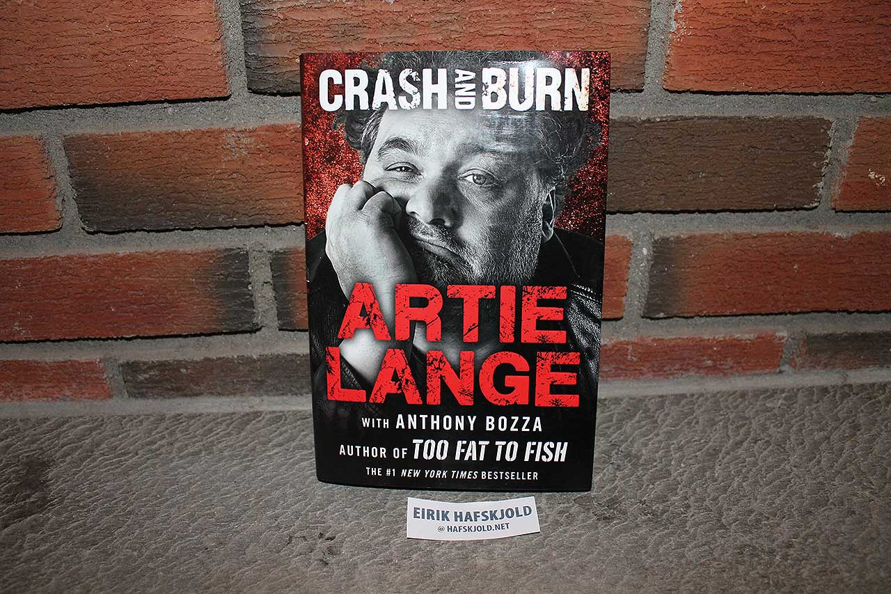 Artie Lang - Crash and Burn