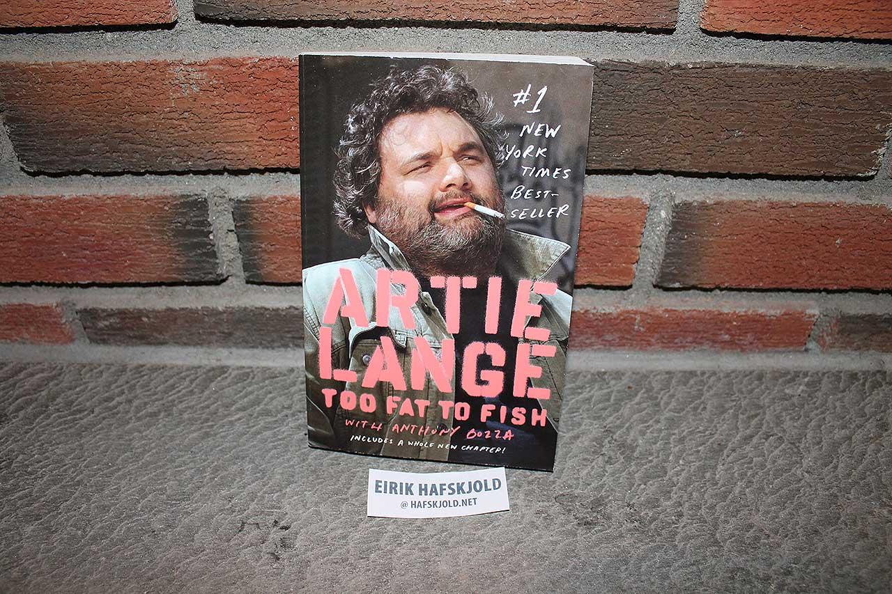 Artie Lange - Too Fat to Fish