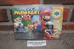 Mario Kart 64 (front box)