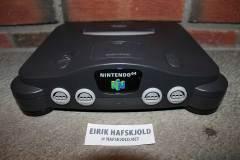 Nintendo 64 RGB Mod (front)