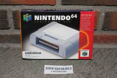 N64 Controller Pak (box front)