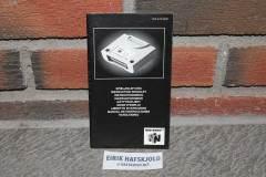 N64 Controller Pak (instruction manual)