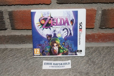The Legend of Zelda: Majora's Mask 3D