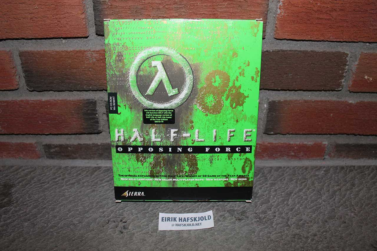 Half-Life: Oppsing Force