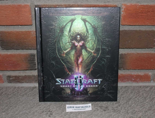 The Art of Heart of the Swarm