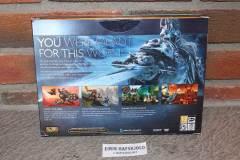 World of Warcraft Battle Chest (back box)
