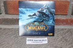 World of Warcraft Battle Chest (disc 2 cover front)