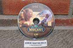 World of Warcraft Battle Chest (disc 1)