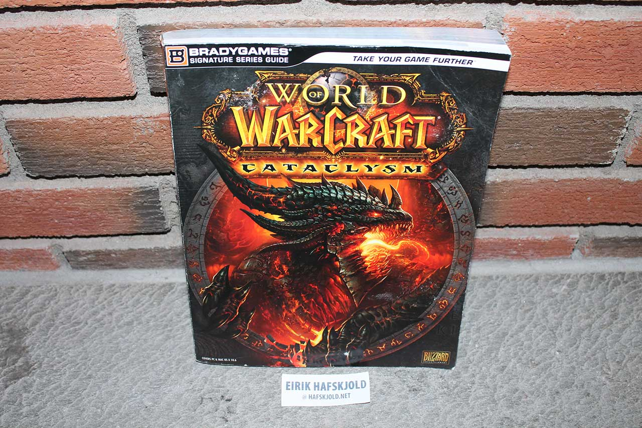 World of Warcraft: Cataclysm - BradyGames Strategy Guide