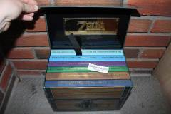 The Legend of Zeld Box Set (inside box)